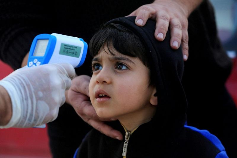 طیف گسترده علائم در کودکان مبتلا به کرونا