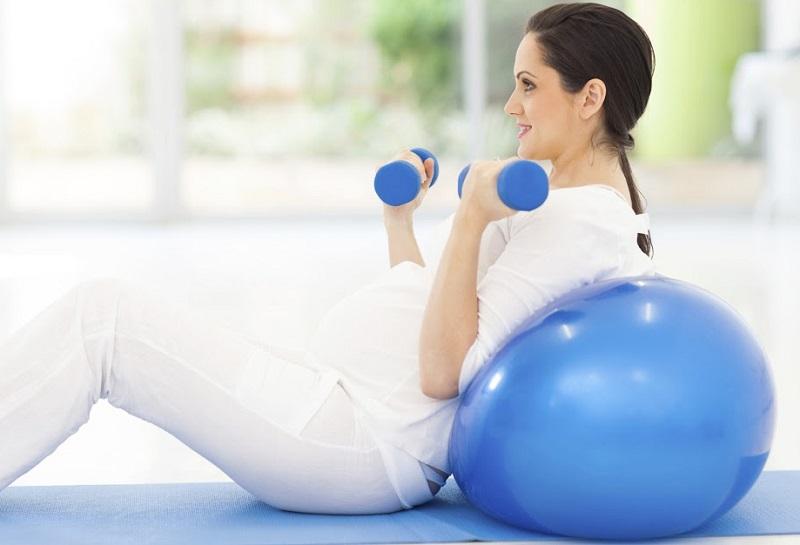 تاثیرات ورزش کردن مادر بر کیفیت شیر در دوران شیردهی
