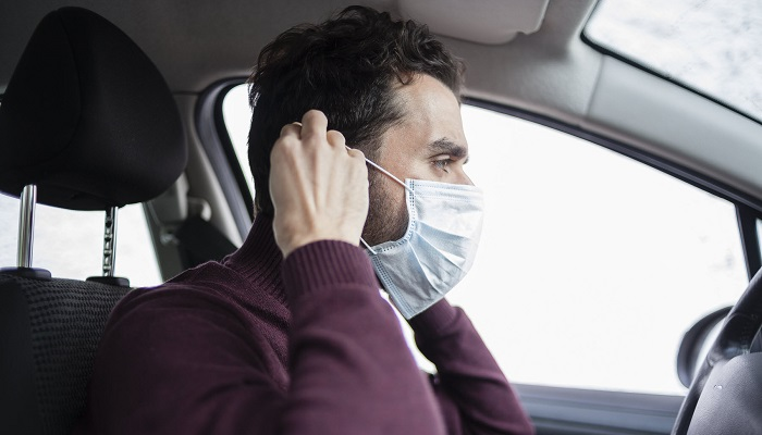 آیا لازم است هنگام رانندگی با ماشین شخصی ماسک بزنیم؟