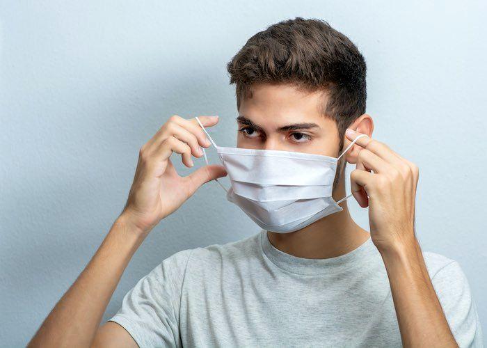 اینفوگرافیک| با این مدل ماسک زدن کرونا نمی گیرید
