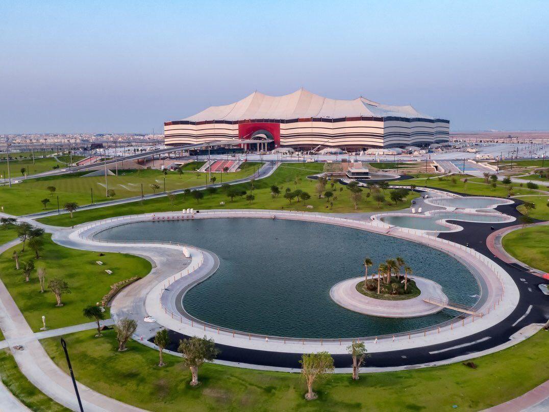 ورزشگاه البیت میزبان بازی افتتاحیه جام جهانی ۲۰۲۲ قطر + عکس
