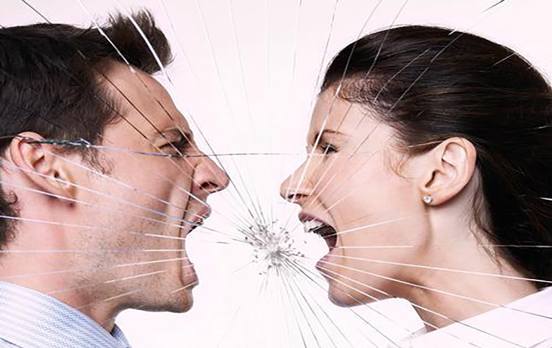چگونه با همسرمان دعوا کنیم؟
