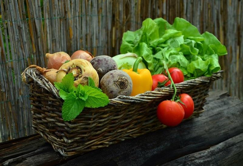 ۵ سبزی که بهتر است خام بخورید