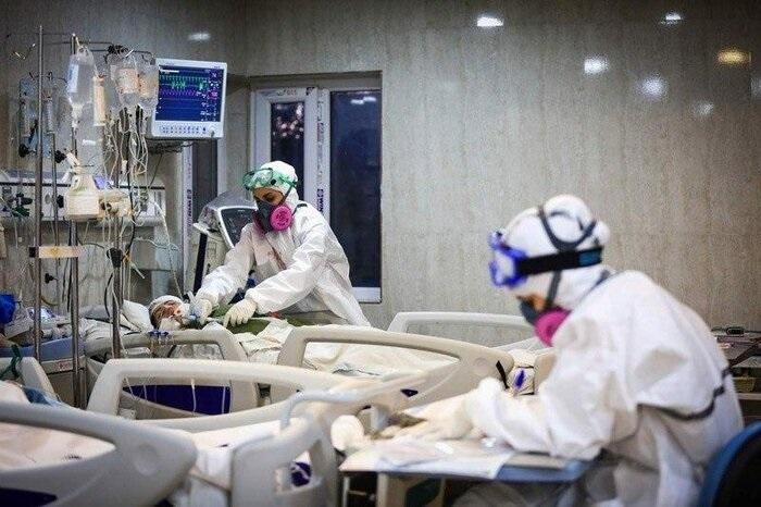 فوت ۲۱۲ بیمار کووید۱۹ در کشور/ ۳۸۱۹ بیمار در وضعیت شدید قرار دارند