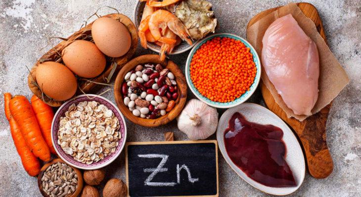 منابع غذایی غنی از روی کدامند؟