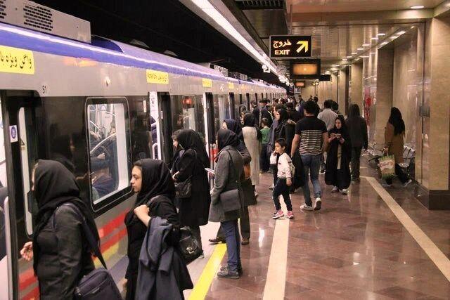 اختصاصی  شرط تعطیلی متروی پایتخت/ جان باختن روزانه ۱۰۰ شهروند تهرانی به دلیل کرونا