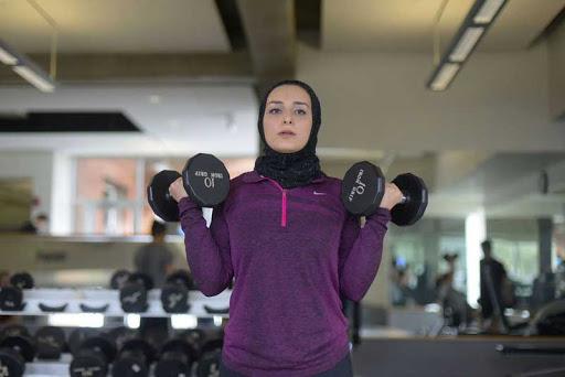 مضرات ورزشهای سنگین برای بدن بانوان
