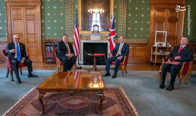 فرش تبریز در وزارت خارجه بریتانیا+ عکس