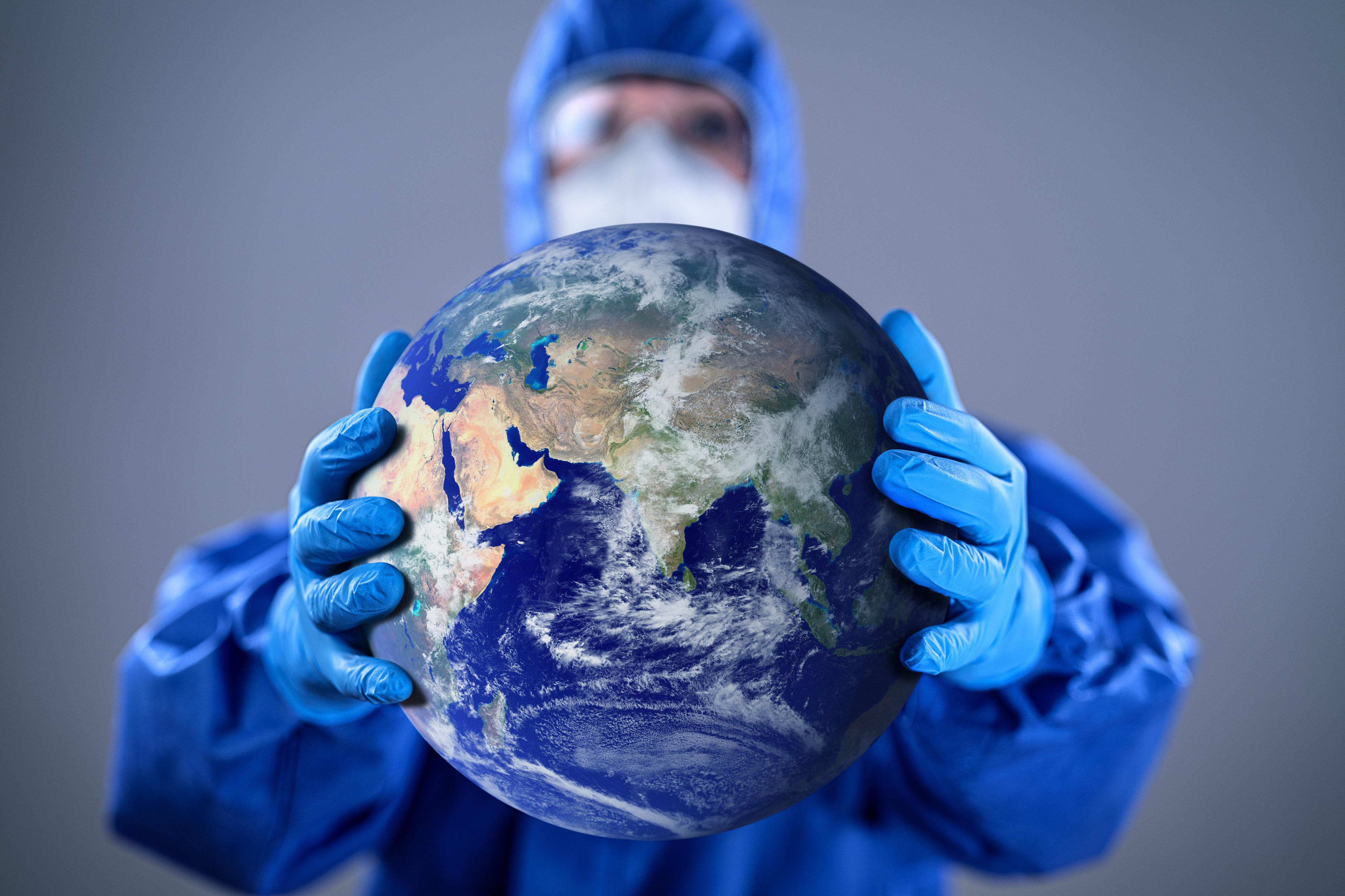 ۲ برابر شدن موارد کووید ۱۹ طی ۶ هفته گذشته در جهان