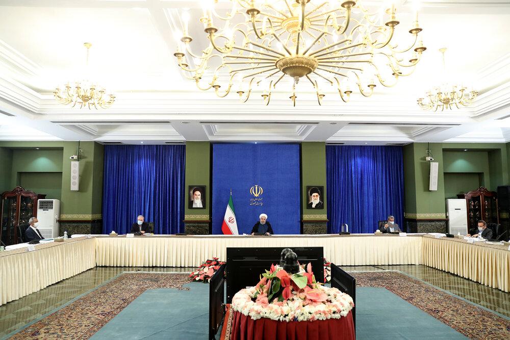در جلسه ستاد ملی مقابله با کرونا چه گذشت؟+ عکس