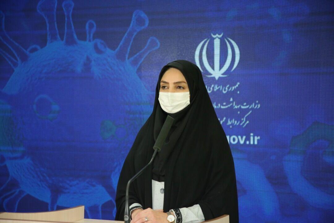 جدیدترین آمار ابتلا و مرگ و میر کرونا در ایران + لیست استان های وضعیت قرمز