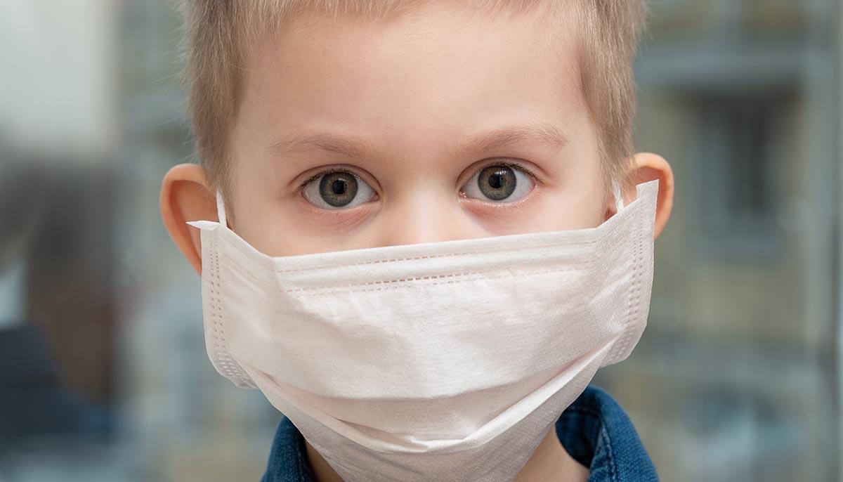 ابتلای ۶۰۰ کودک به سندرم التهابی مرتبط با کرونا