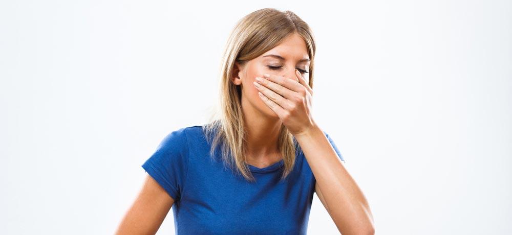 تهوع بعد از غذا نشانه ی سرطان است؟