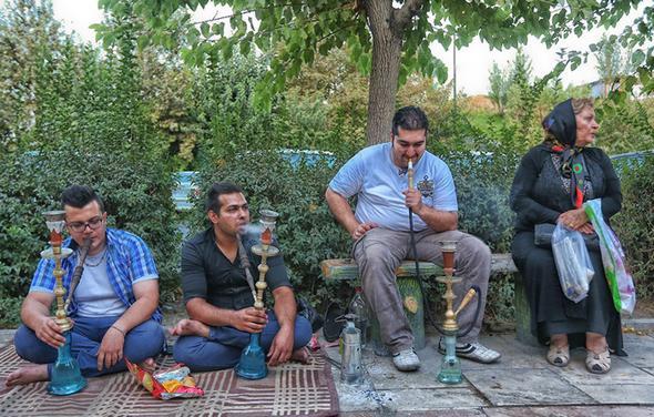 ورزش همگانی عجیب ما ایرانیان!