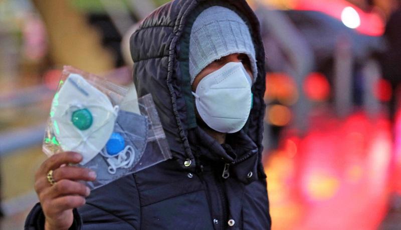 به افرادی که ماسک نمی زنند نباید خدمات داد