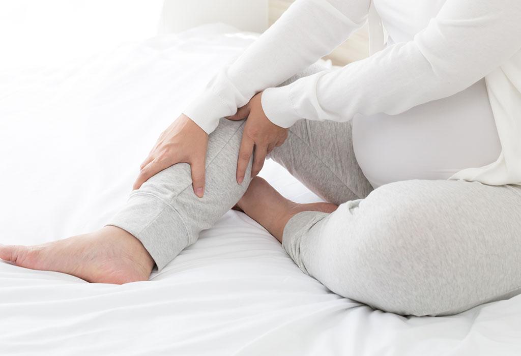 گرفتگی عضلات در بارداری + روش های برطرف کردن آن