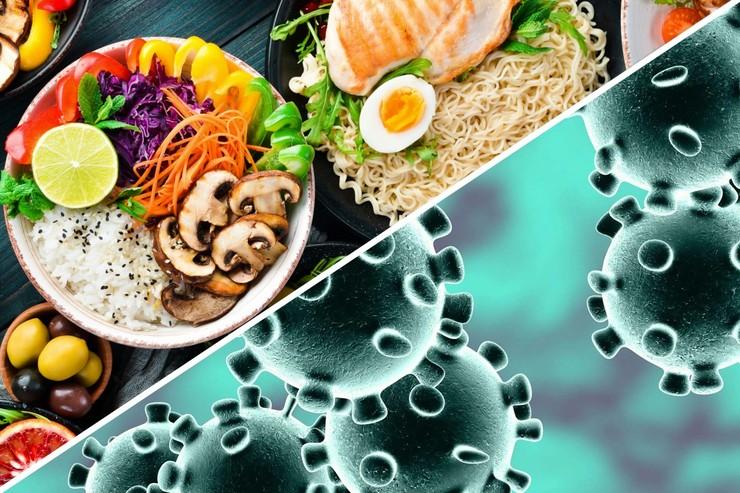 اختصاصی  رژیم غذایی طلایی برای شکست کرونا