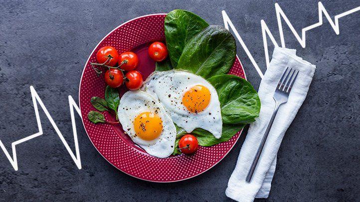 آشنایی با خواص تخم مرغ