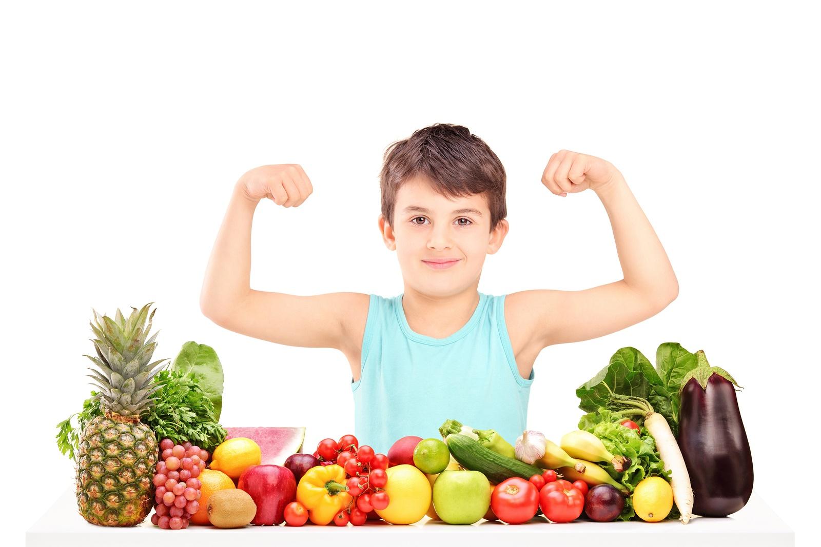 تقویت کننده استخوان کودکان