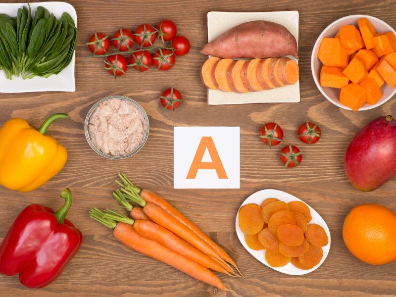 ویتامین A و خواص شگفت انگیز آن