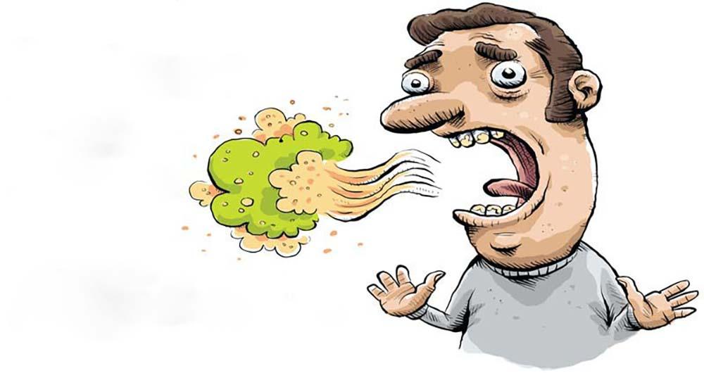 راهکارهای رهایی از بوی بد دهان