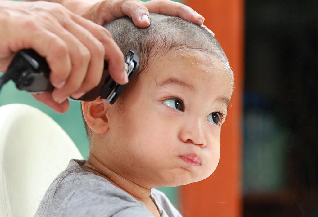آیا تراشیدن  موی سر باعث پرپشت شدن موها می شود؟