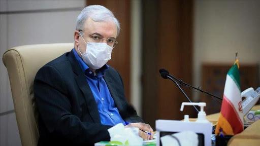وزیر بهداشت: عهد بسته ام کمتر گله کرده و بیشتر کار و صبوری کنم