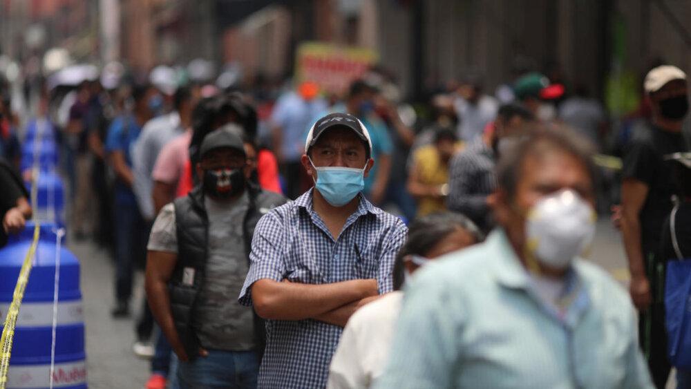 علت مرگومیر بالای مبتلایان کرونا در مکزیک