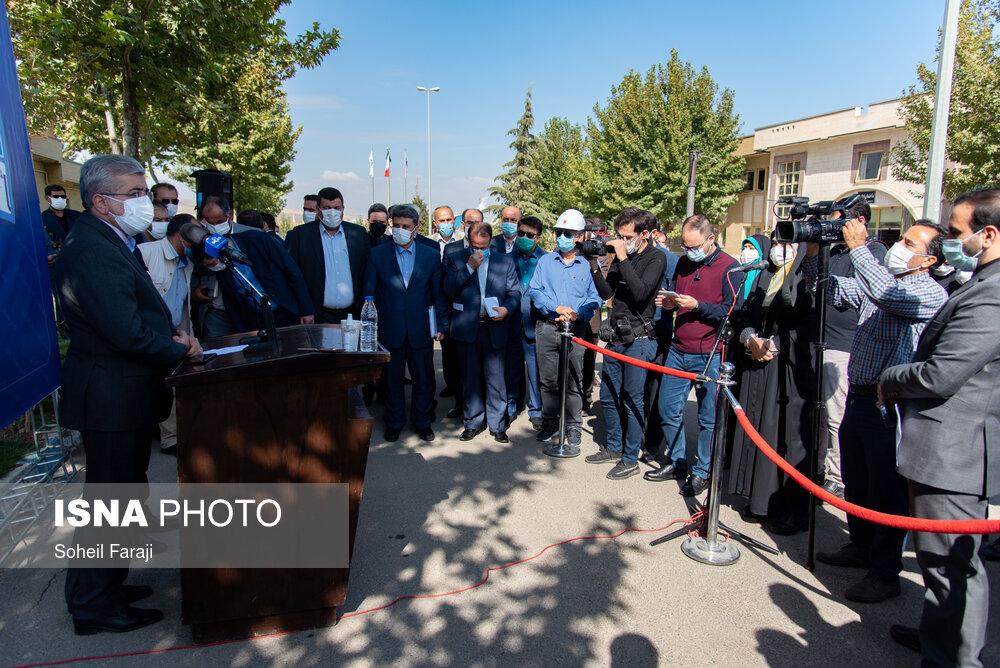 سفر وزیر نیرو به ارومیه + عکس