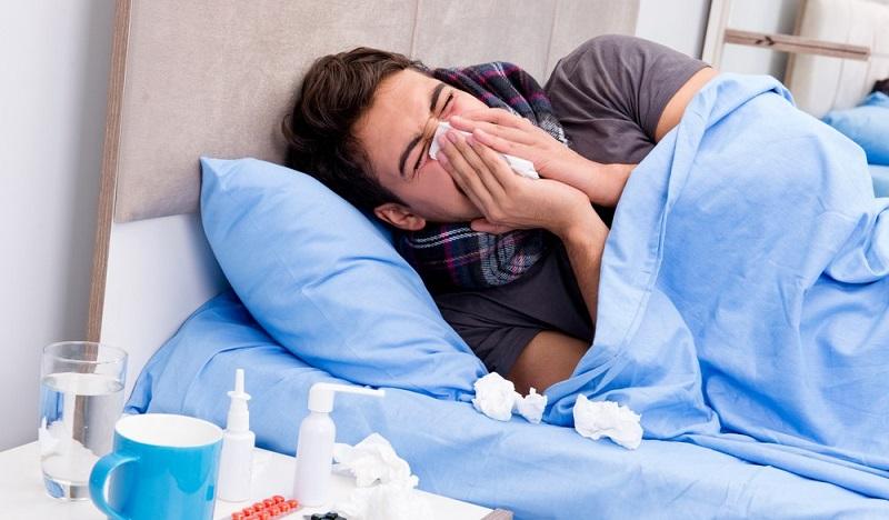 درمان سرماخوردگی در خانه