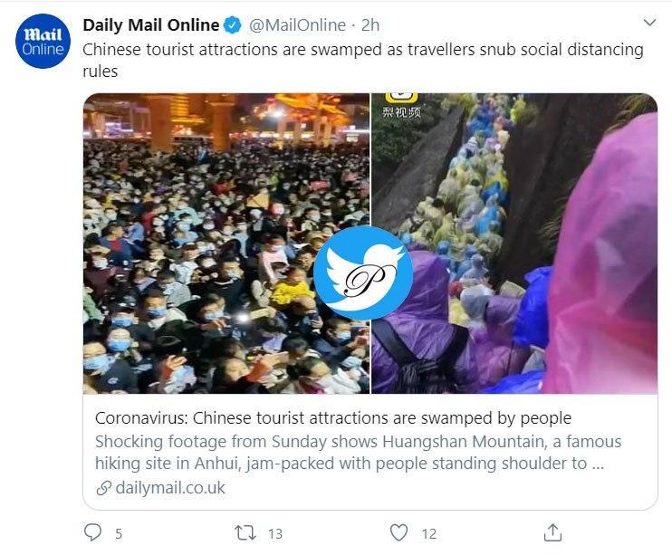 چرا چینیها کرونا نمیگیرند؟ + عکس