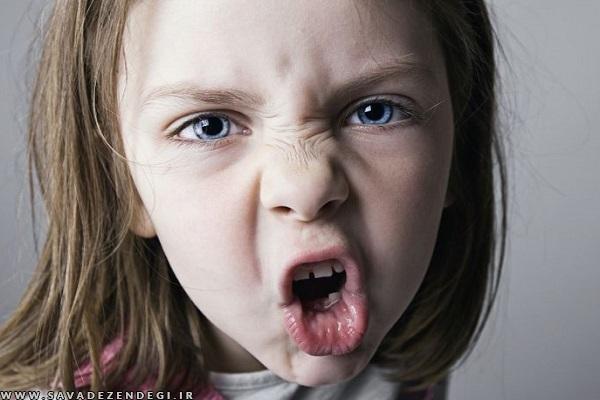 دلایل پرخاشگری کودکان چیست؟