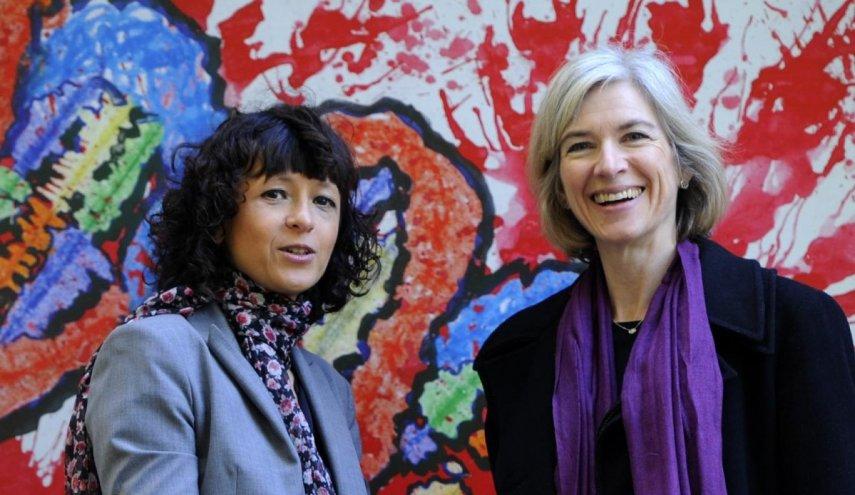 تصویر دو زن دانشمند که دیشب برنده نوبل شیمی 2020 شدند