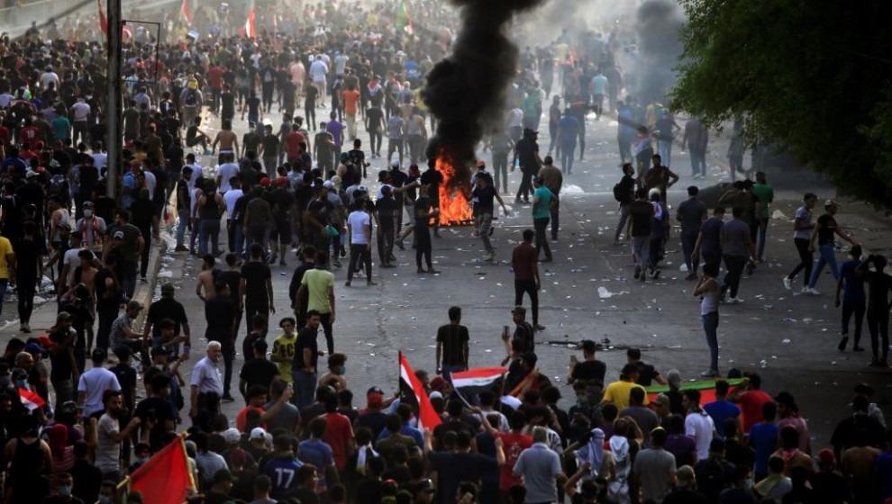 جوکرهایی که در عراق مزاحم مراسم اربعین امسال شدند چه کسانی هستند