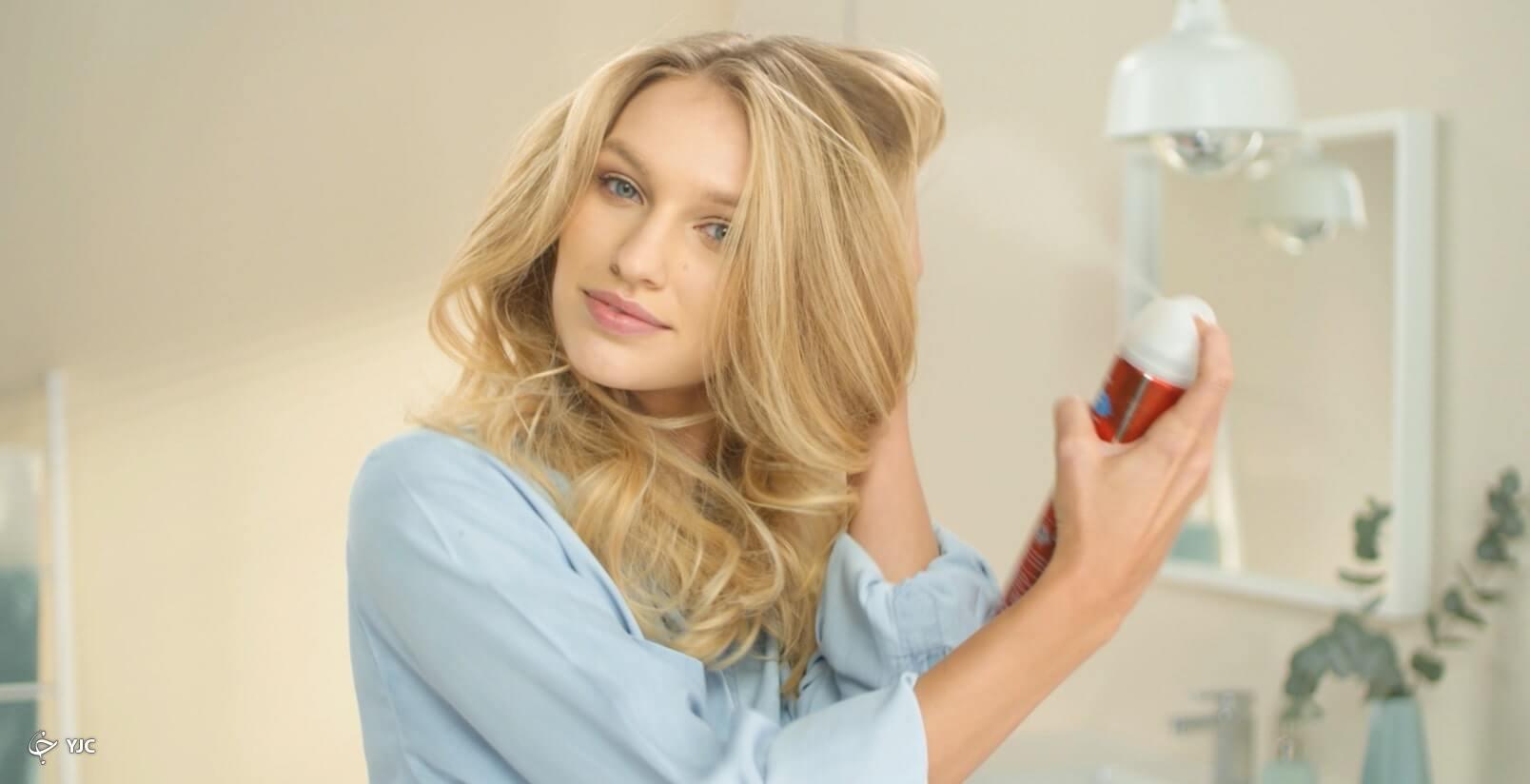 ۴ اشتباه که هنگام کار با سشوار به موهایتان آسیب میزند