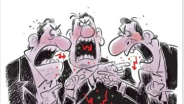 مقصر وضعیت قرمز کرونایی پیدا شد + عکس