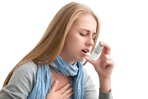 علامت تخریب ریه چیست؟