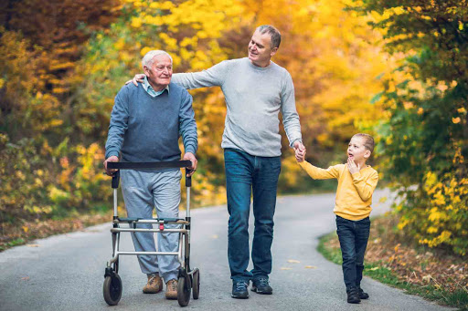 راهکار طلایی برای جلوگیری از بیمار شدن سالمندان