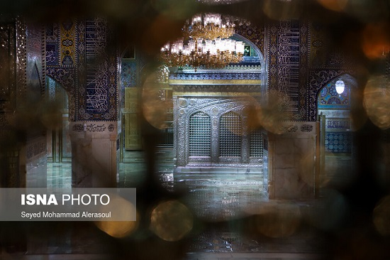شام غریبان شهادت امام رضا(ع)+عکس