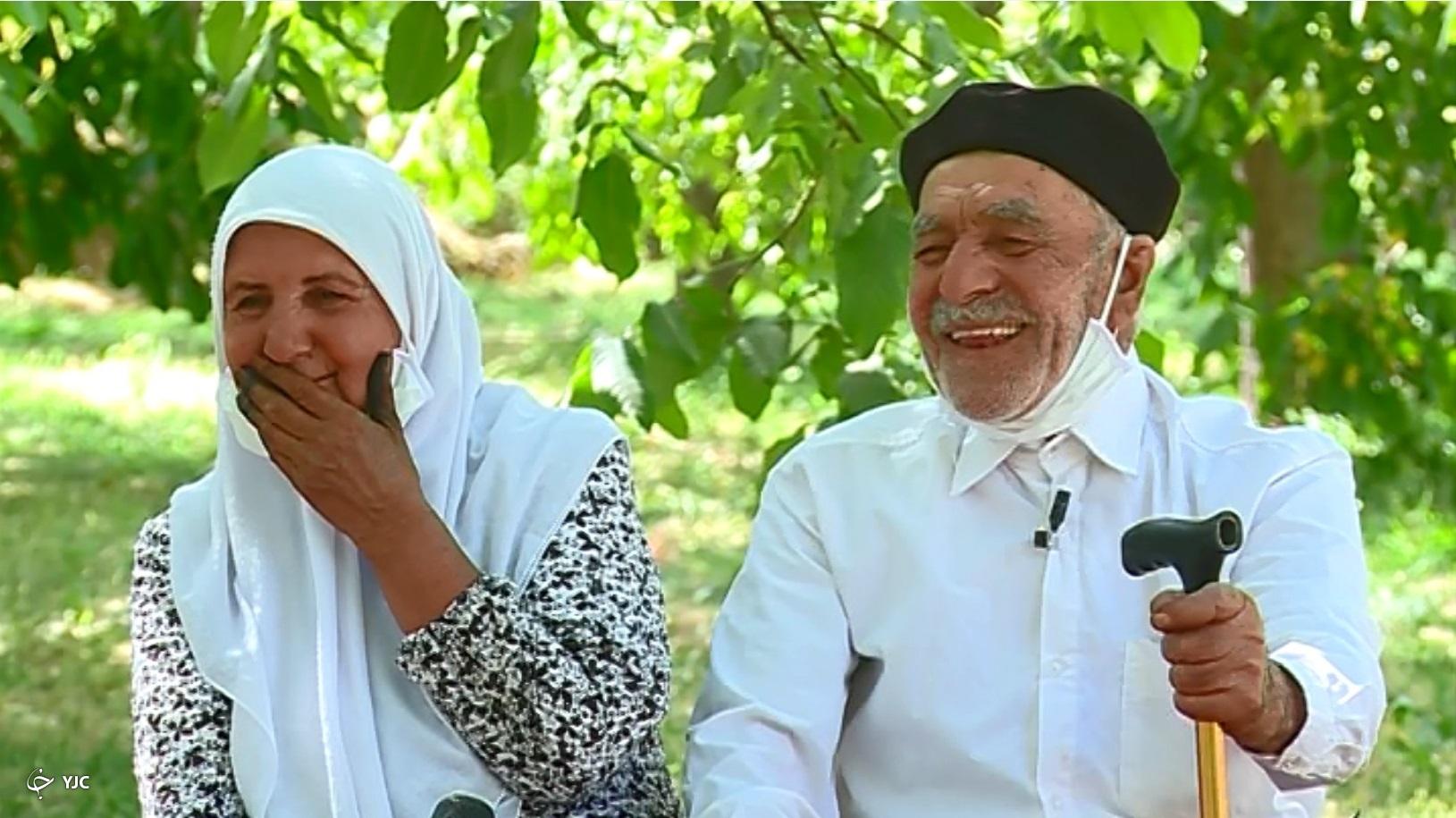 زوجها بهمرور زمان شبیه یکدیگر می شوند؟
