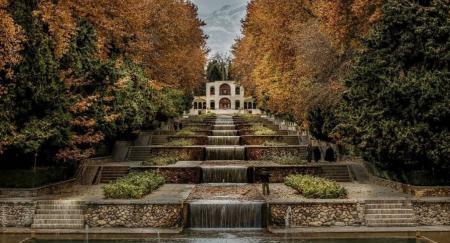 باغ زیبای شاهزاده ایرانی در کرمان