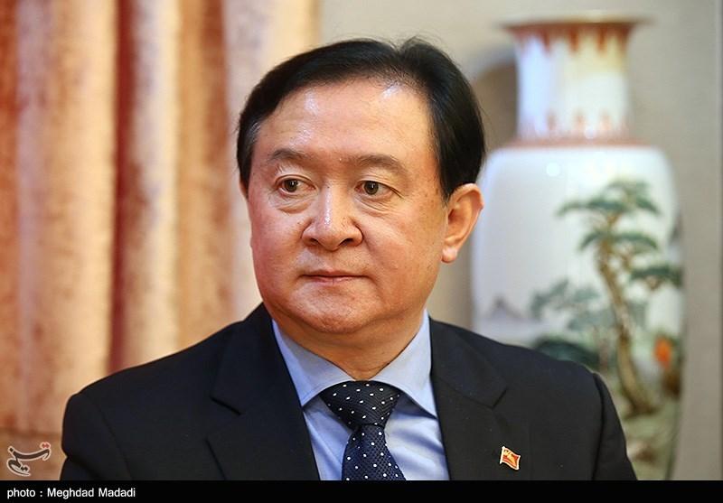 سفیر چین توئیت جنجالیاش را حذف کرد + عکس