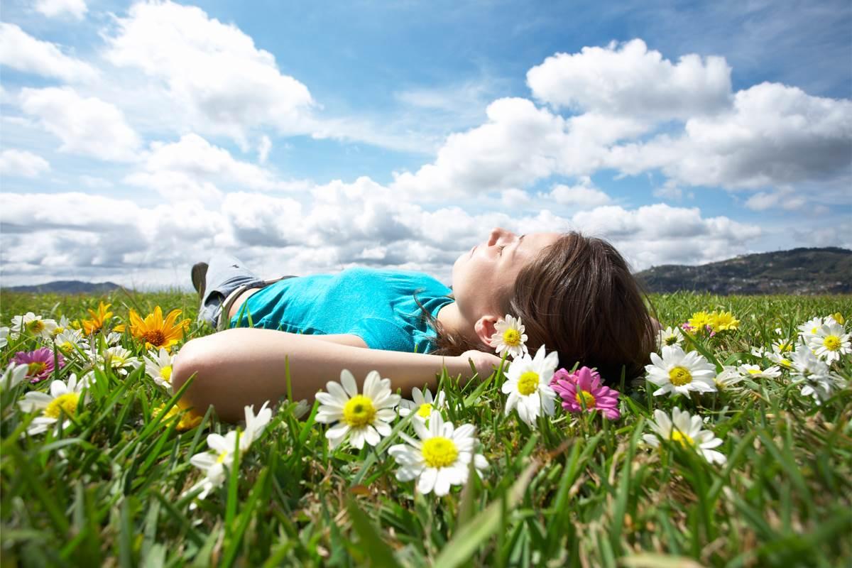 10 روش برای آرامش ذهن