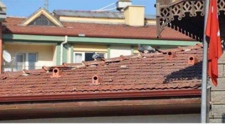 ابتکار خلاقانه کارخانه تولیدکننده کاشی سقف در ترکیه + عکس | بهداشت نیوز