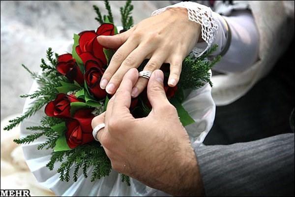یک ازدواج ساده برای جوانان چقدر آب میخورد؟