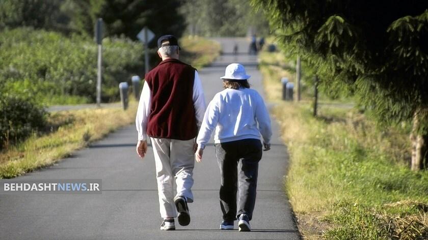 دیابتیها روزانه پنج کیلومتر پیبادهروی کنند