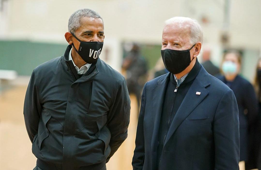 کاپشن احمدی نژادی باراک اوباما! + عکس
