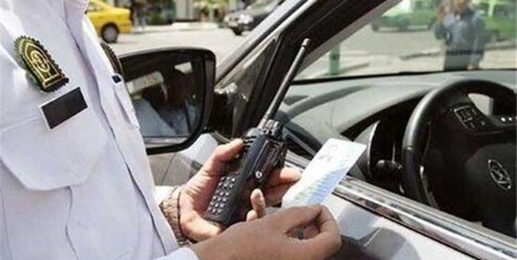 جریمه کرونایی ۵۰۰۷ راننده « بی ماسک» در تهران