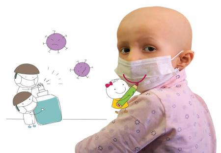 اختصاصی/ اقدام مضحک سفارت کره در اهدای ماسک به بیماران سرطانی ایران+عکس