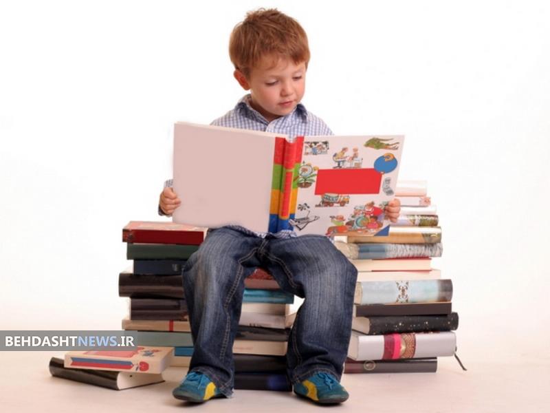 تاثیر کتاب بر مغز کودکان